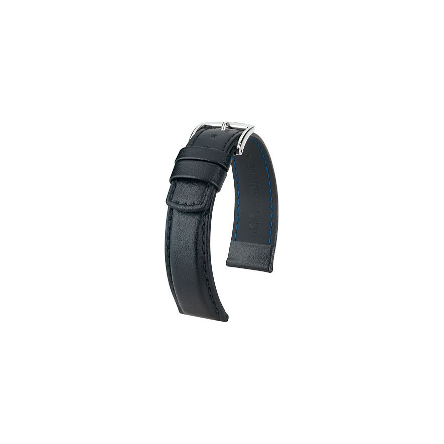 Hirsch Uhrenarmband Leder 04002050222