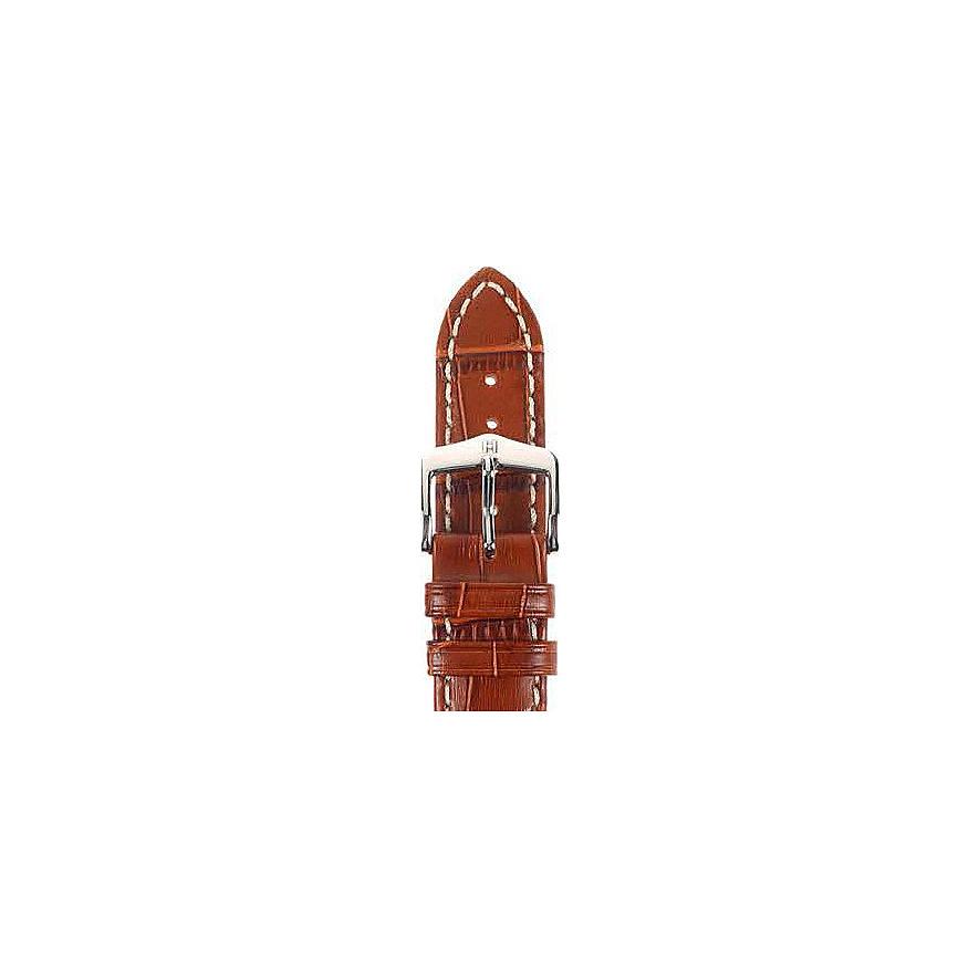 Hirsch Uhrenarmband Leder 10302870220