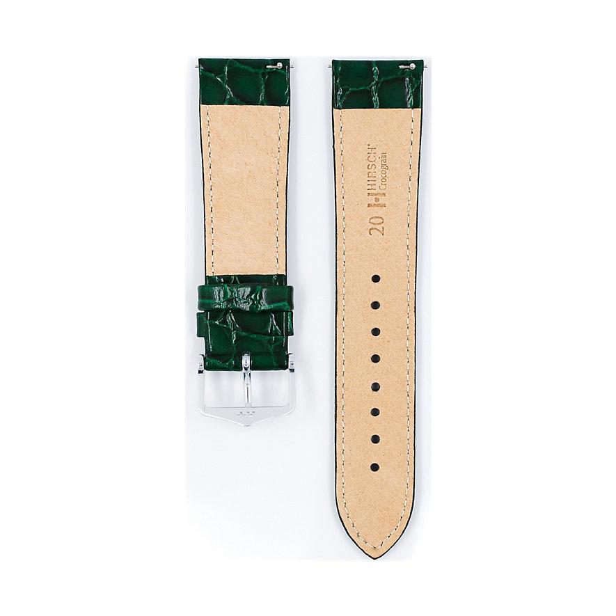 Hirsch Uhrenarmband Leder 12302840218