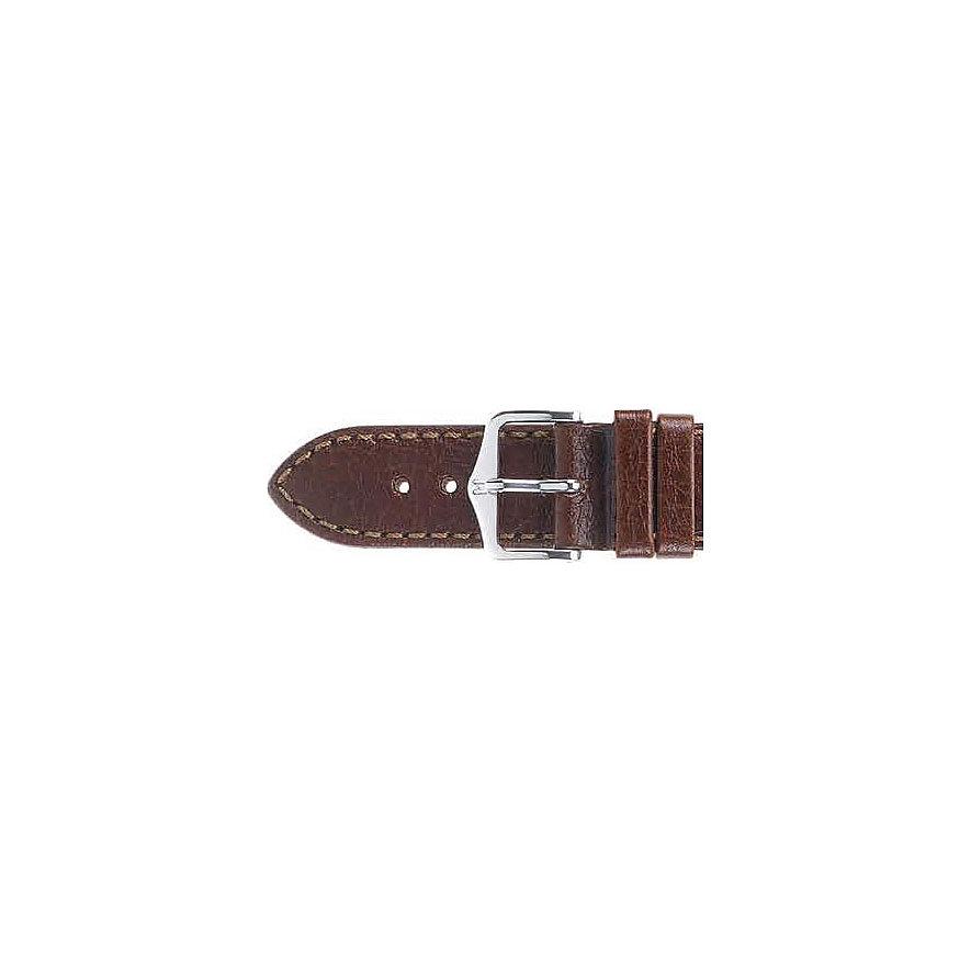 Hirsch Uhrenarmband Leder 17900210220