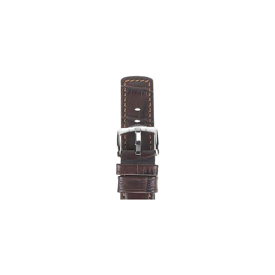 Hirsch Uhrenarmband Leder Grand Duke 02528010222