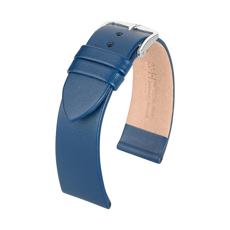Hirsch Uhrenarmband Leder Italocalf 17802080216
