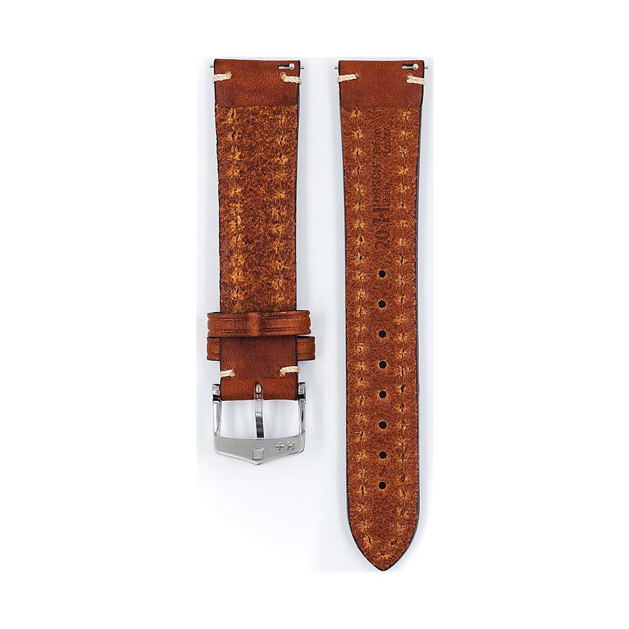 Hirsch Uhrenarmband Leder Liberty 10900210222