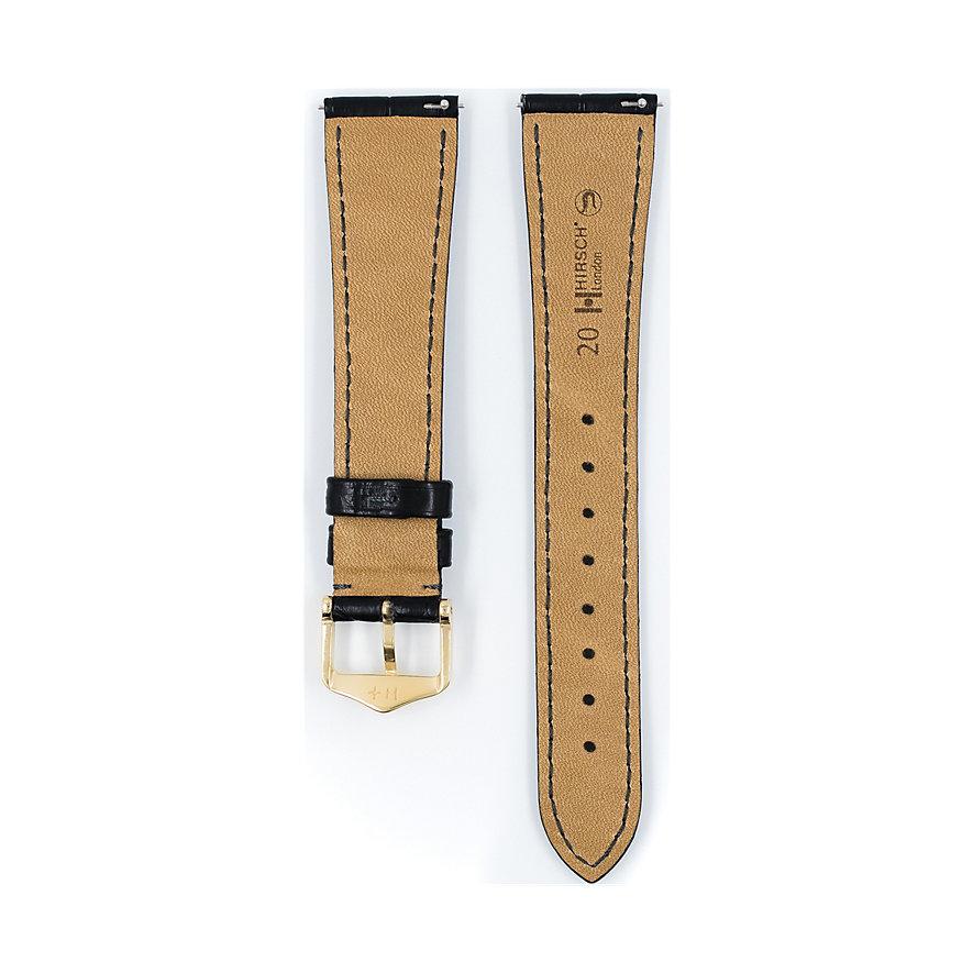 Hirsch Uhrenarmband Leder London 04207059-1-21