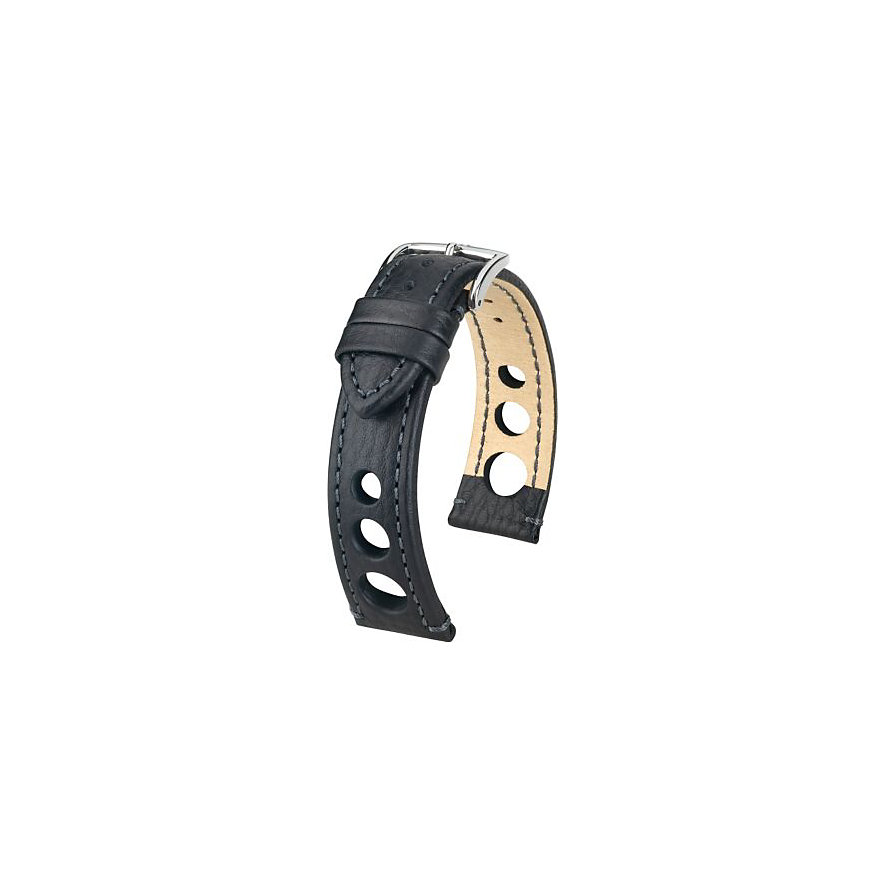 Hirsch Uhrenarmband Leder Mariner 14502150218