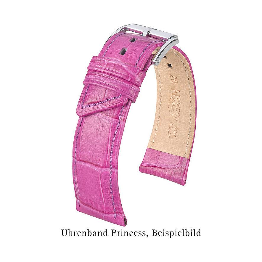 Hirsch Uhrenarmband Leder Princess 02628001220