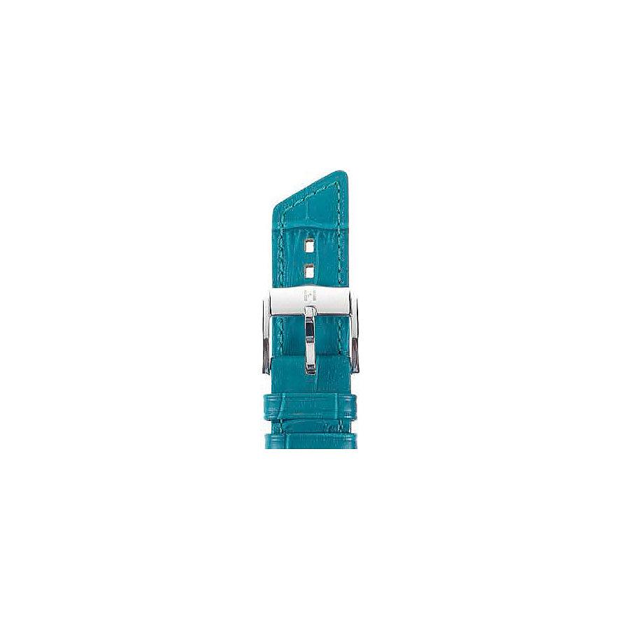 Hirsch Uhrenarmband Leder Princess 02628147220