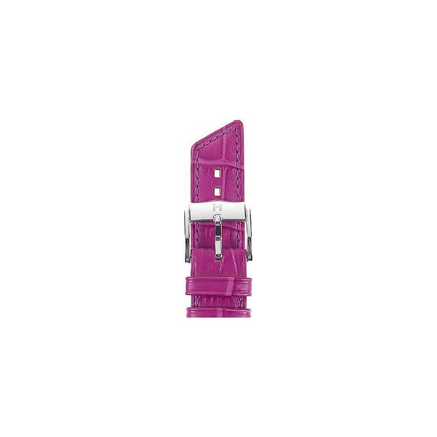 Hirsch Uhrenarmband Leder Princess 02628187220