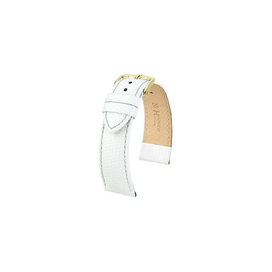 Hirsch Uhrenarmband Leder Rainbow 12302600OE114