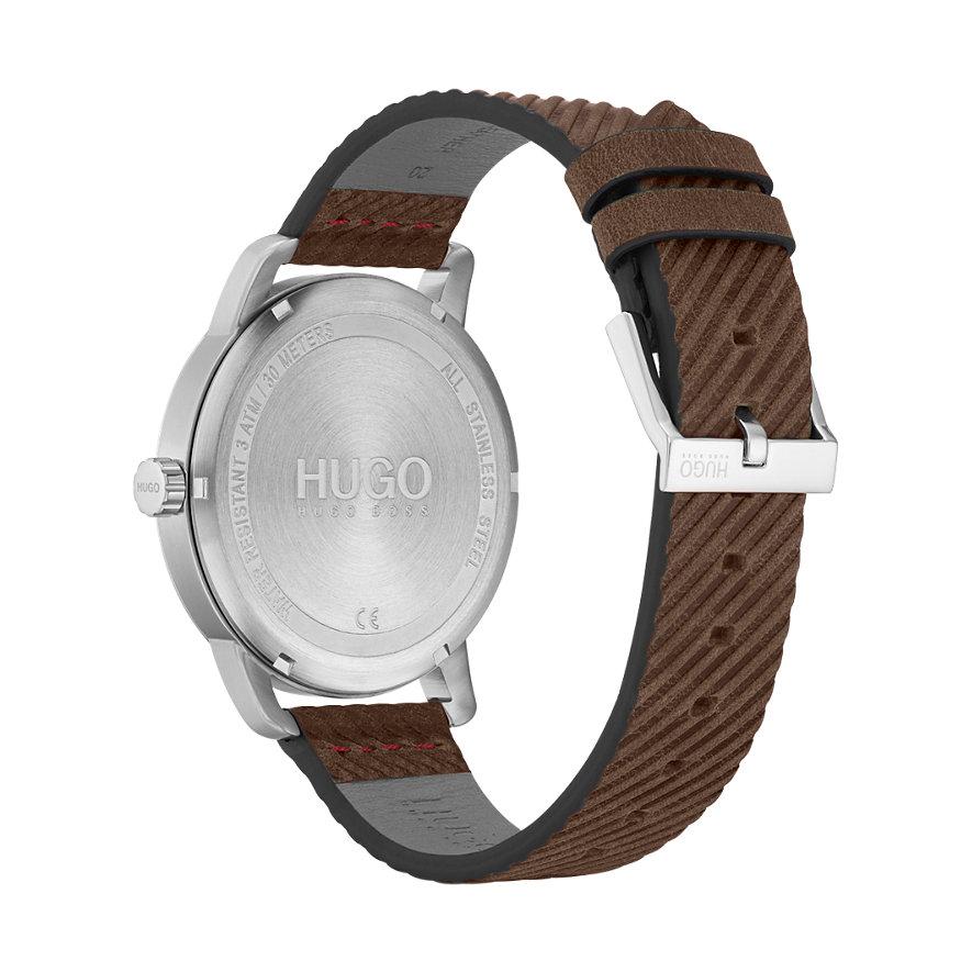 HUGO Herrenuhr 1530100