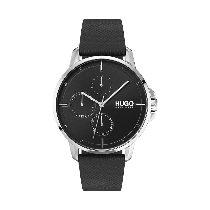 Hugo Herrenuhr Focus Businiess 1530022