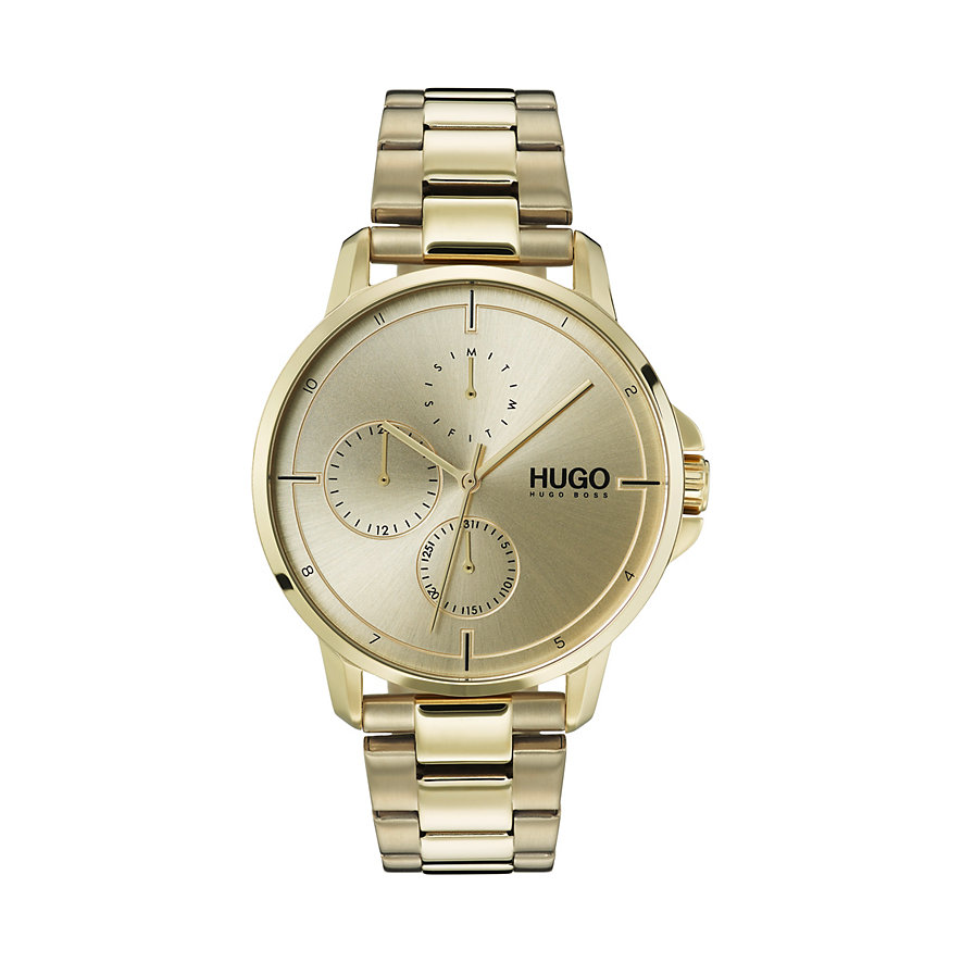 Hugo Herrenuhr Focus Businiess 1530026