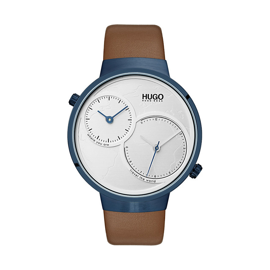 Hugo Herrenuhr Travel 1530054