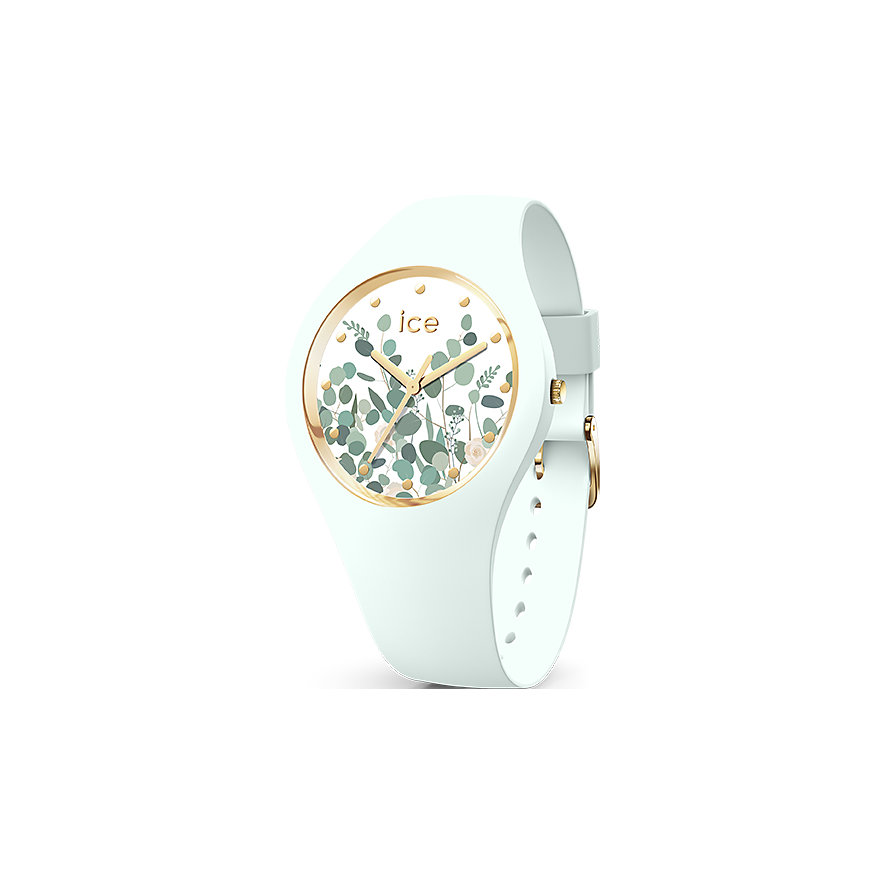 Ice-Watch Damenuhr Ice Flower - Medium 017581