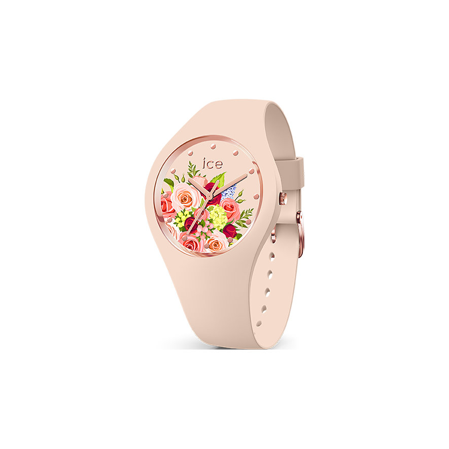 Ice-Watch Damenuhr Ice Flower - Medium 017583