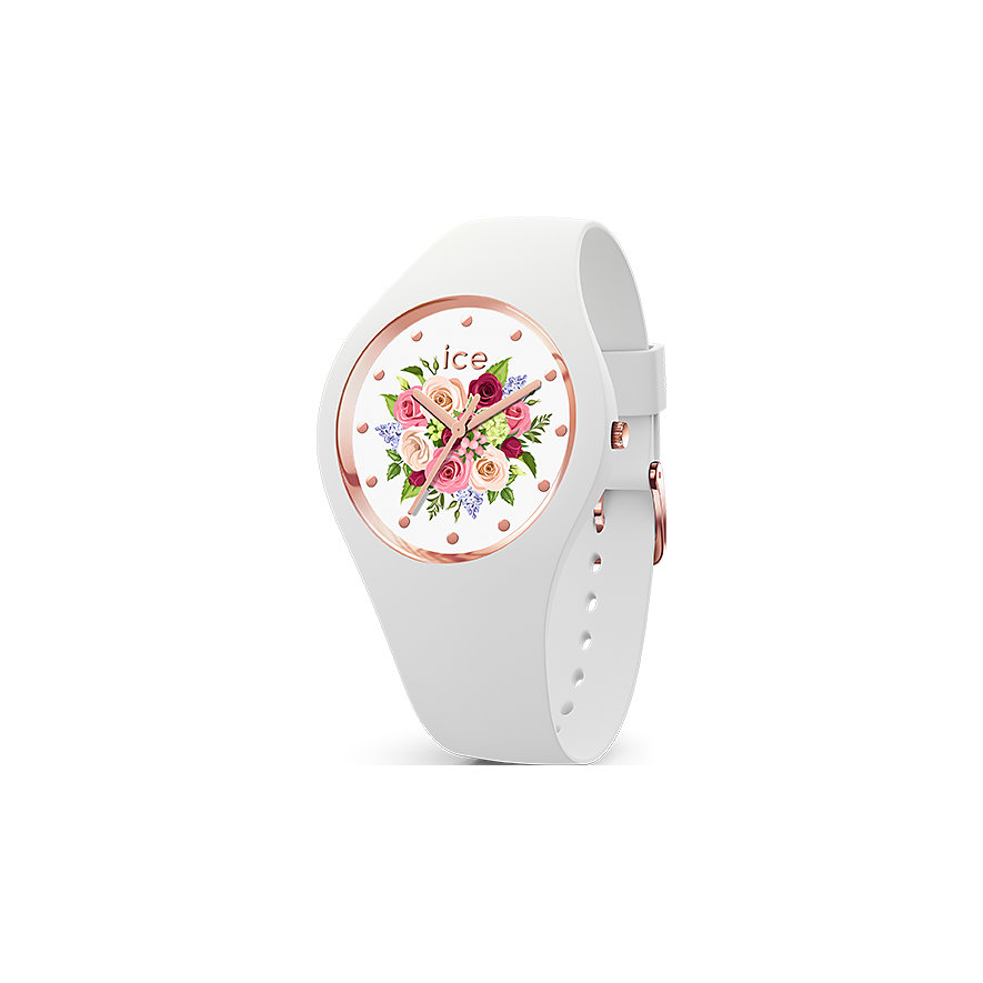 Ice-Watch Damenuhr Ice Flower - Small 017575
