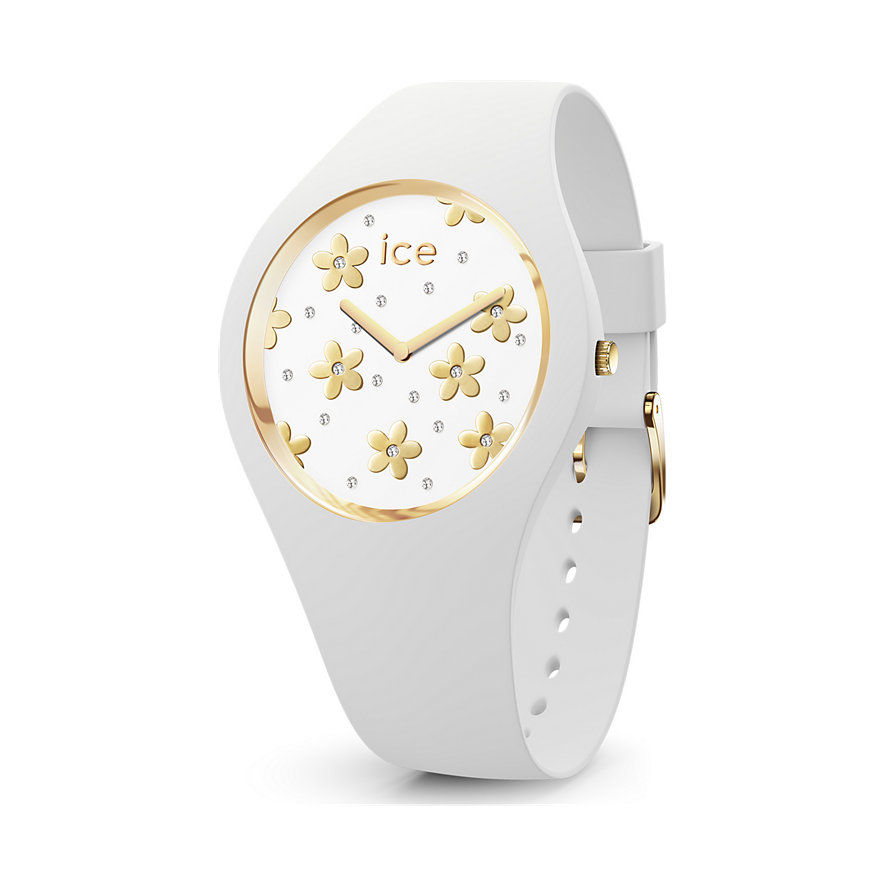 Ice-Watch Damenuhr Ice Flower Precious