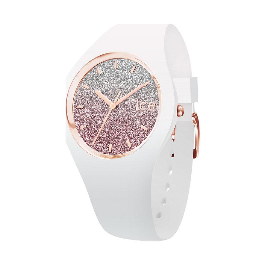 Ice-Watch Damenuhr ICE lo White Pink 013431