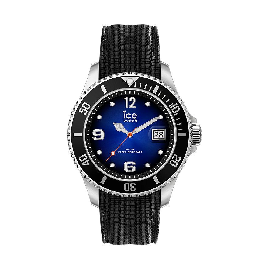 Ice-Watch Herrenuhr Ice Steel - Extra Large 017329