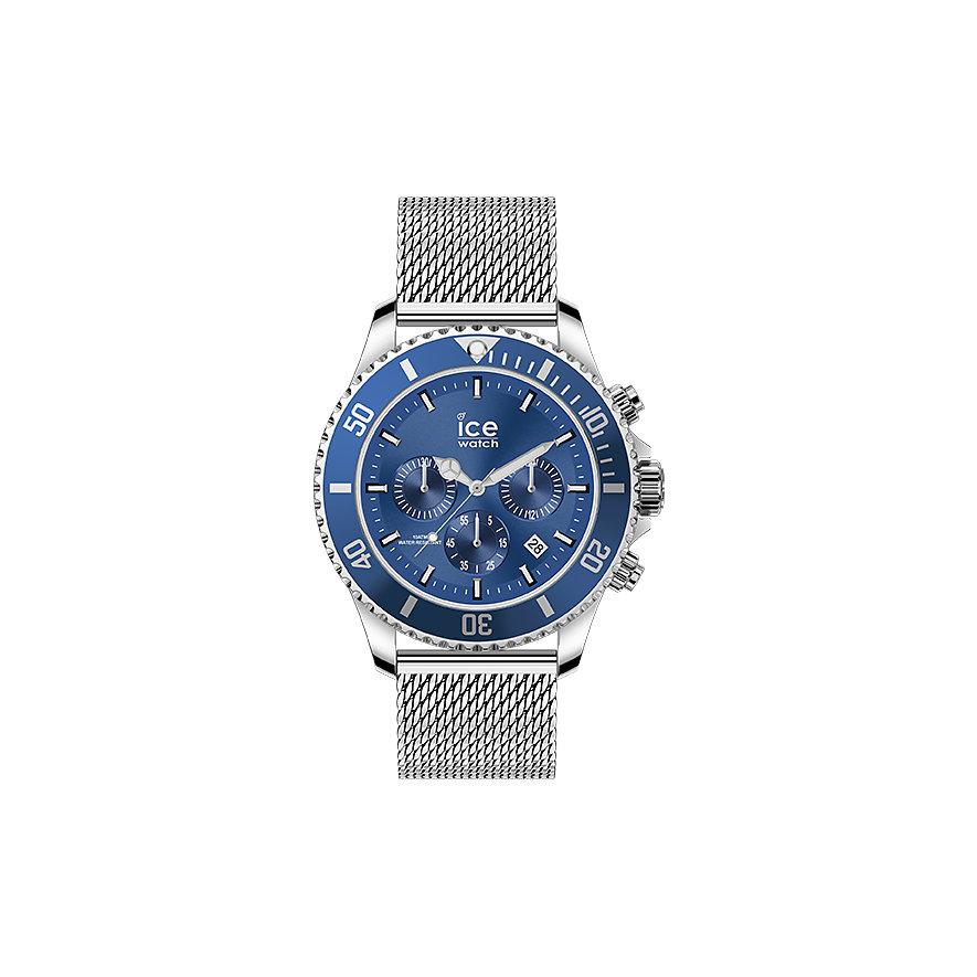 Ice-Watch Herrenuhr Ice Steel - Medium 017668