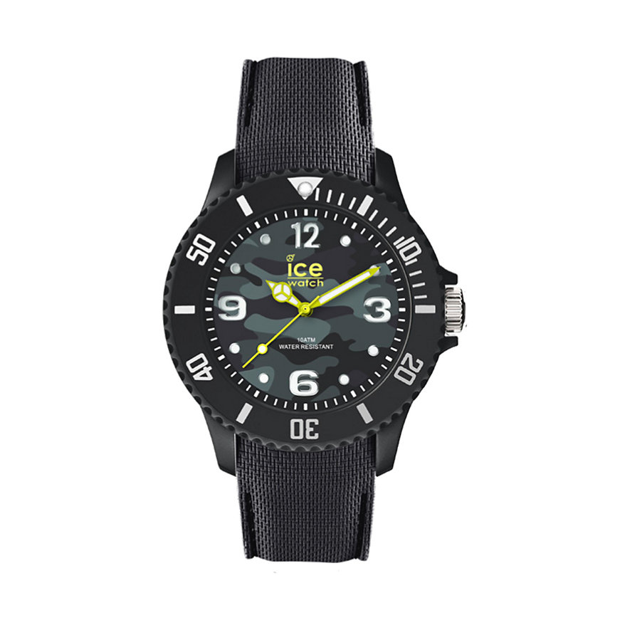 Ice-Watch Unisexuhr Bastogne Anthracite 16292