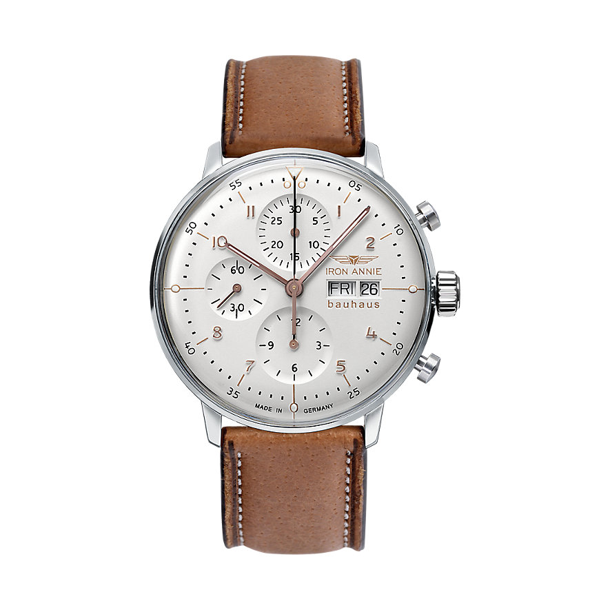 Iron Annie Chronograph Bauhaus 5018-4