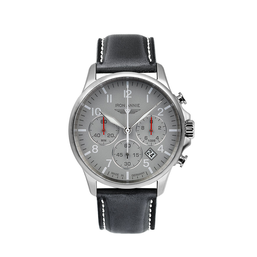 Iron Annie Chronograph Captains Line 5872-1