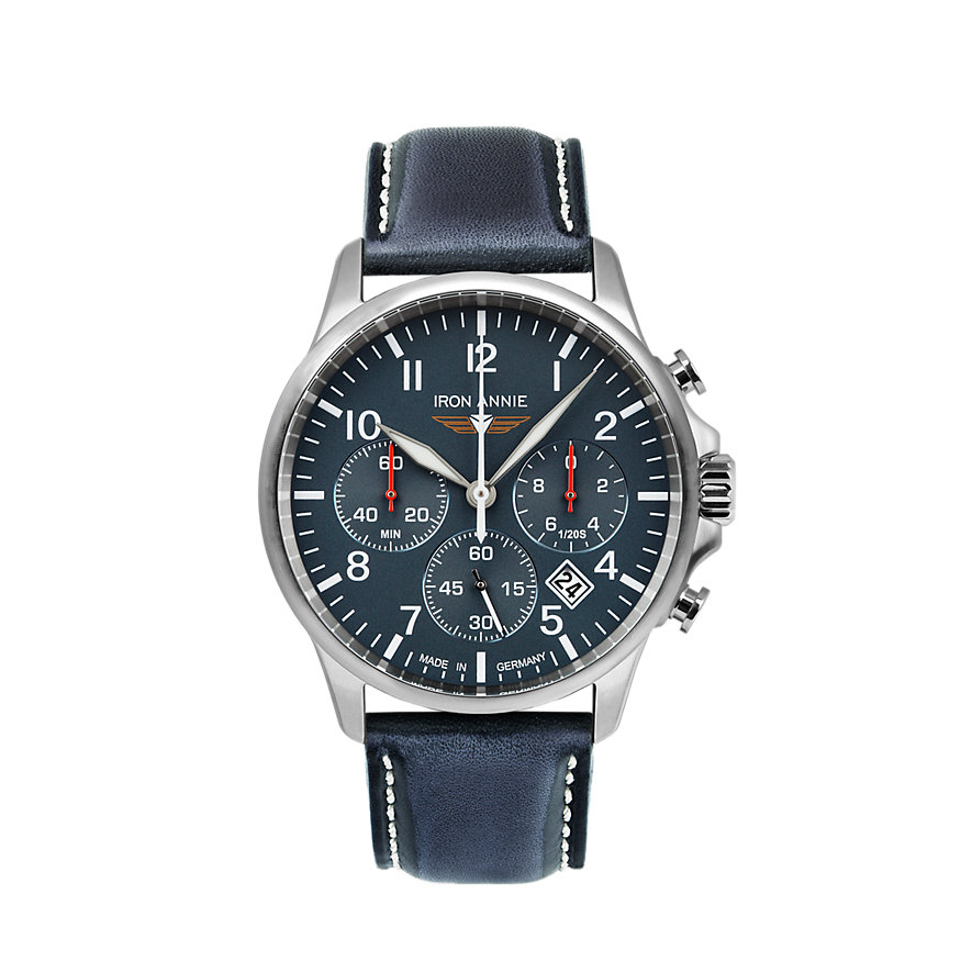 Iron Annie Chronograph Captains Line 5872-3