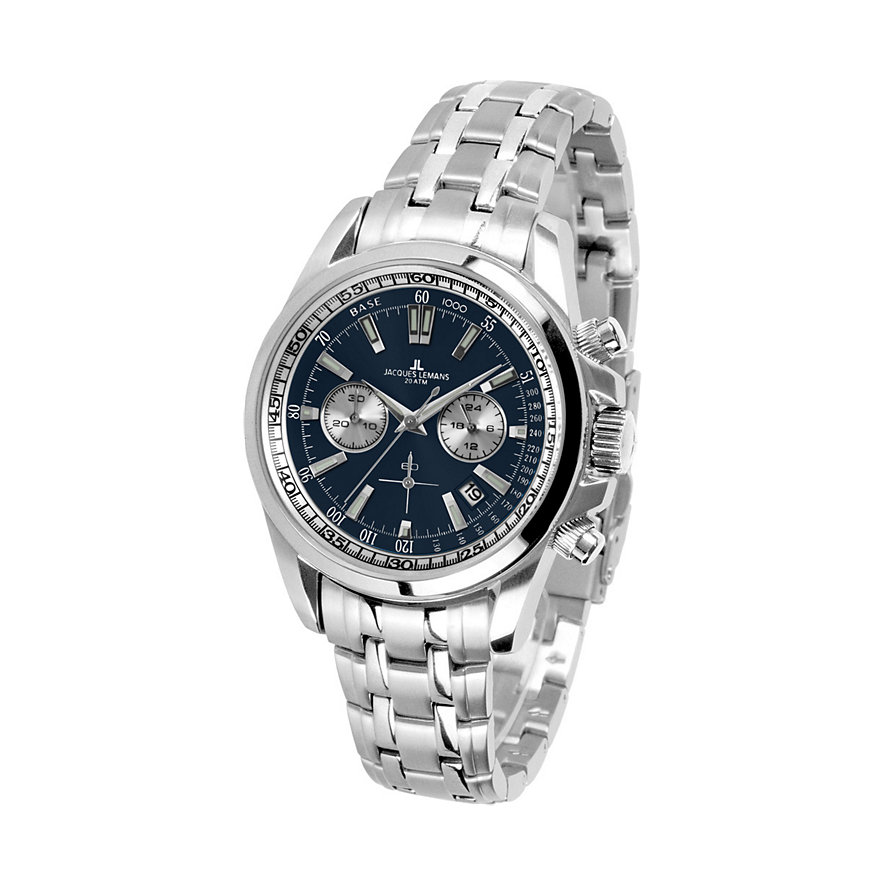 Jacques Lemans Chronograph Liverpool 1-1117.1IN