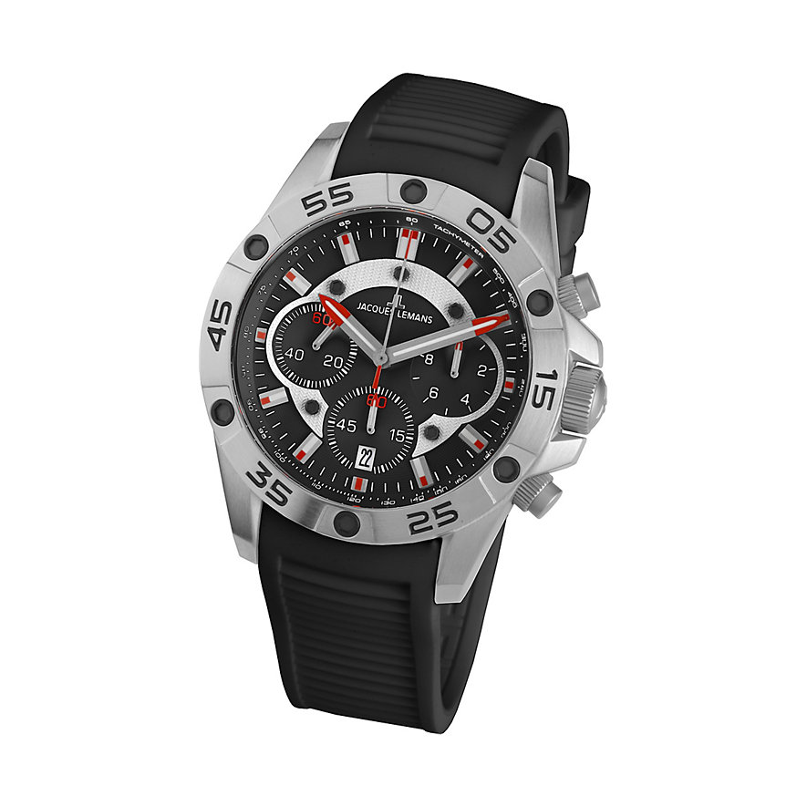 Jacques Lemans Chronograph Liverpool 1-1773A