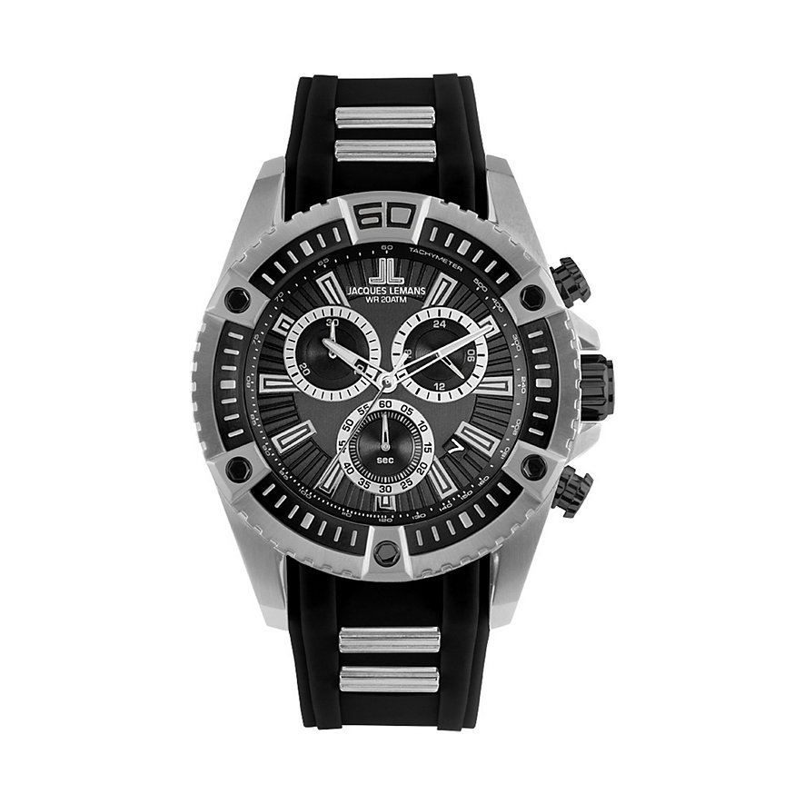 Jacques Lemans Chronograph Liverpool Professional 1-1805B