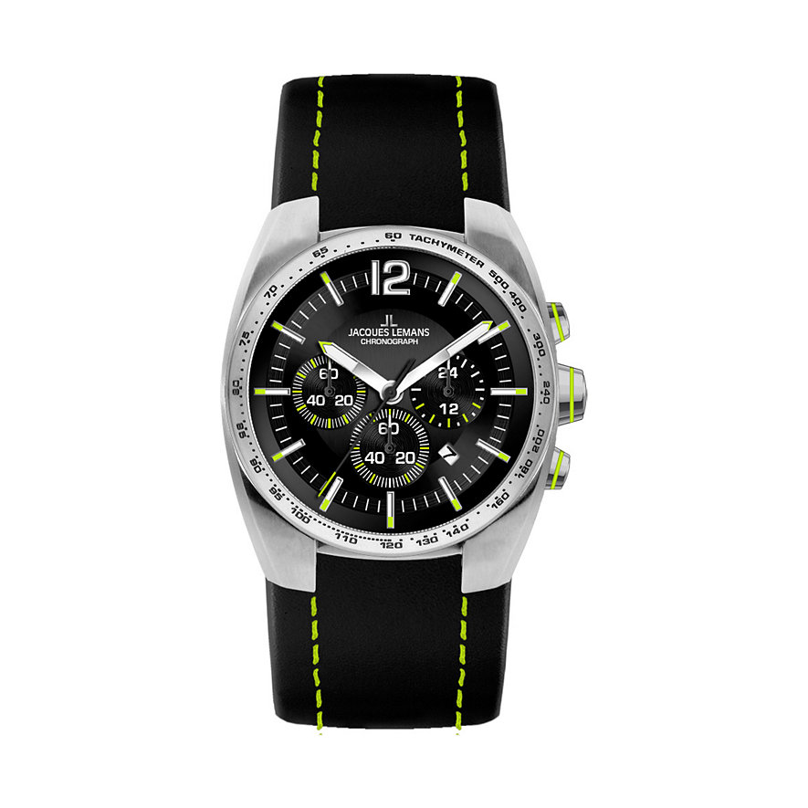 Jacques Lemans Chronograph Powerchrono 1-1688F