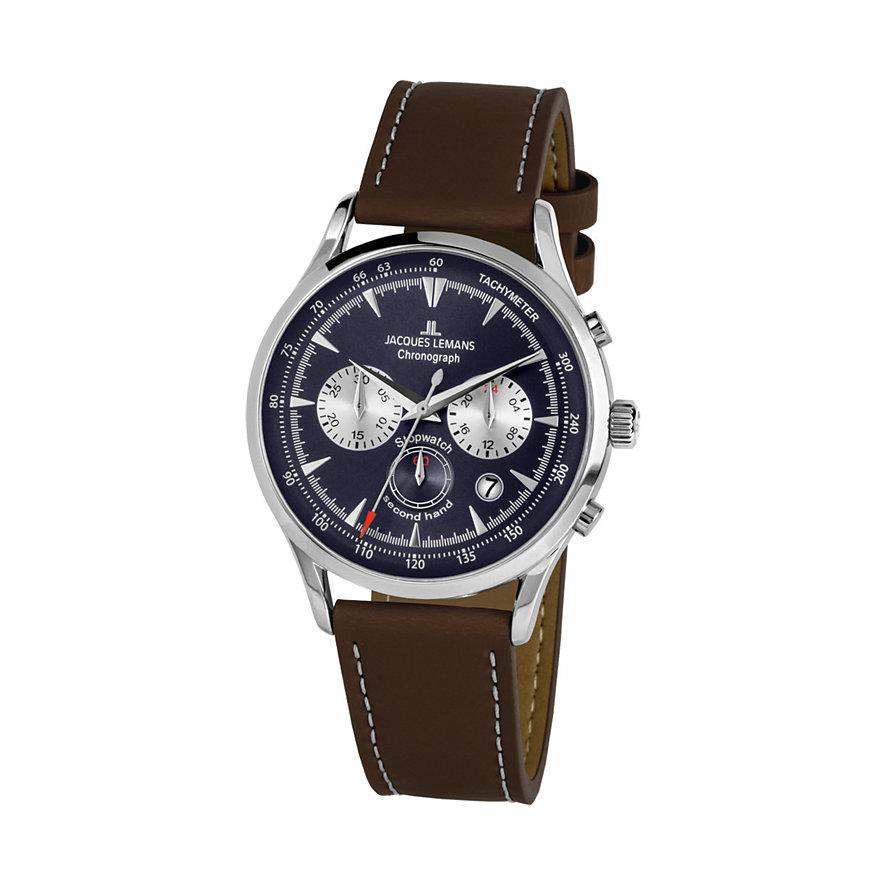 Jacques Lemans Chronograph Retro Classic 1-2068C