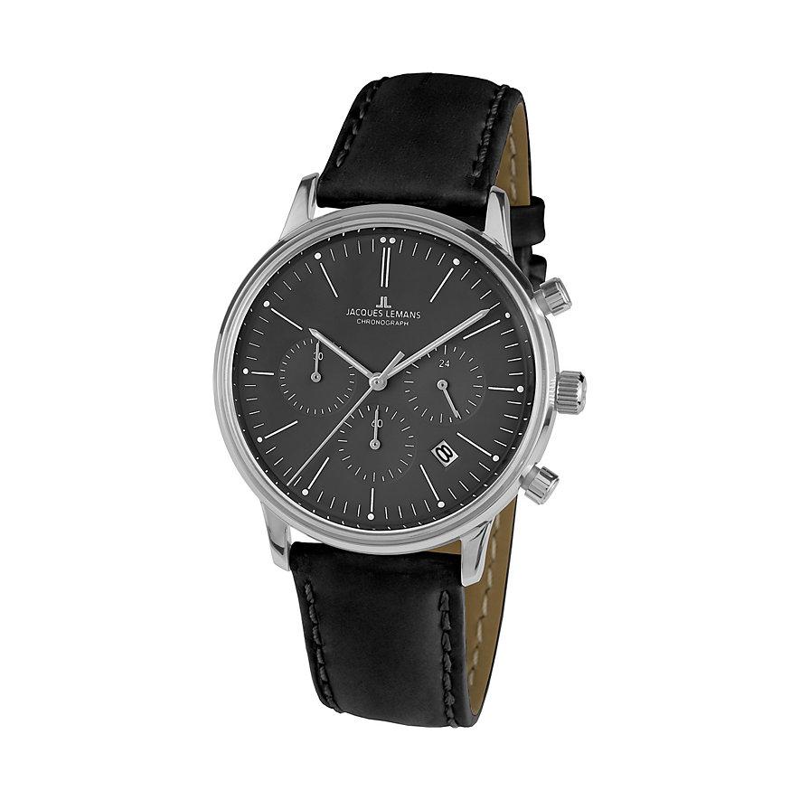 Jacques Lemans Chronograph Retro Classic N-209ZA
