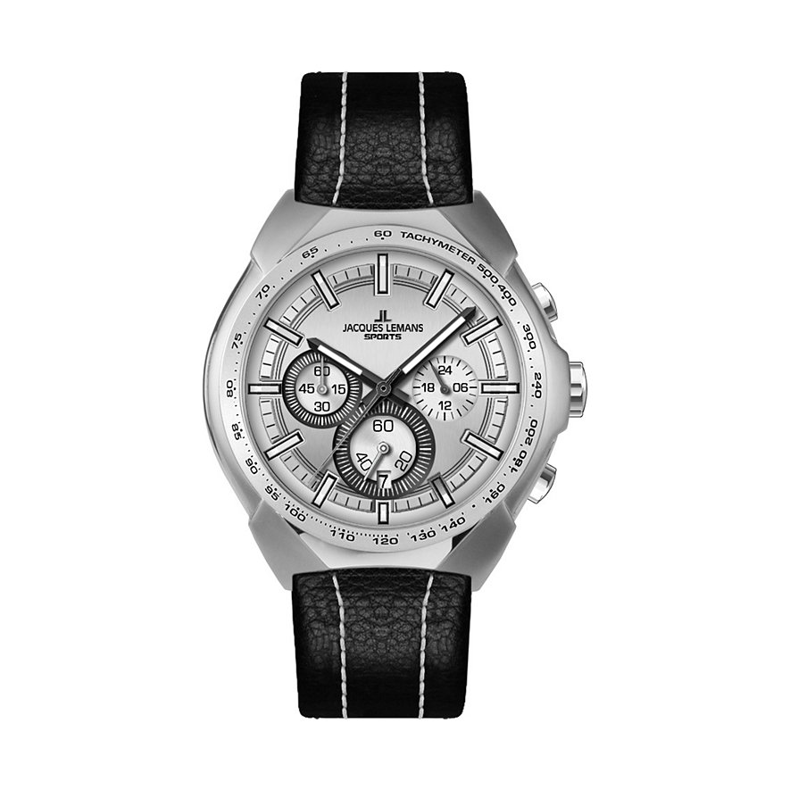 Jacques Lemans Chronograph Sport 1-1675B