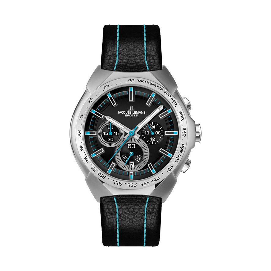 Jacques Lemans Chronograph Sport 1-1675F
