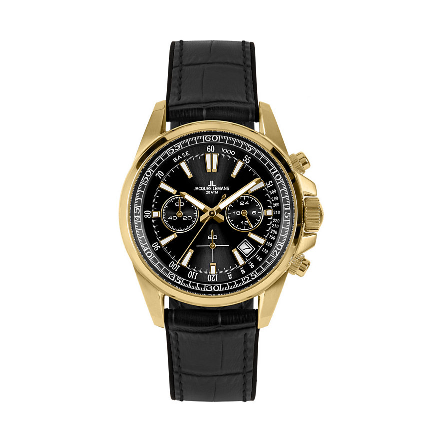 Jacques Lemans Chronograph Sport 1-2117E