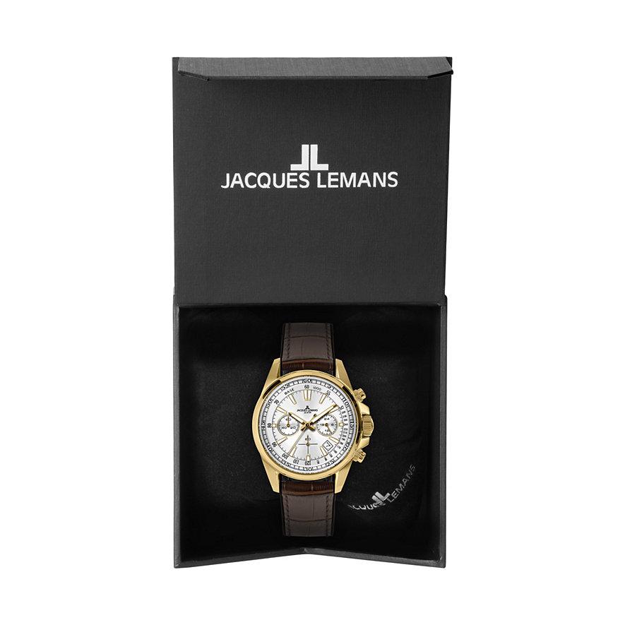 Jacques Lemans Chronograph Sport 1-2117F