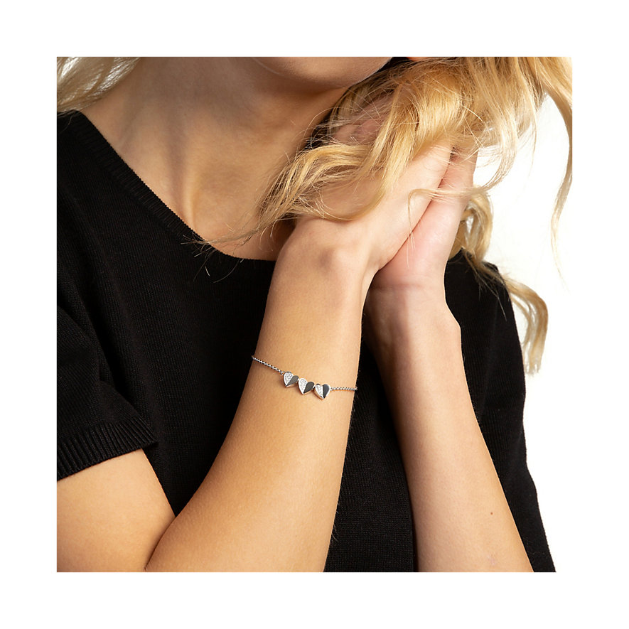 JETTE Silver Armband CANDY 88134478