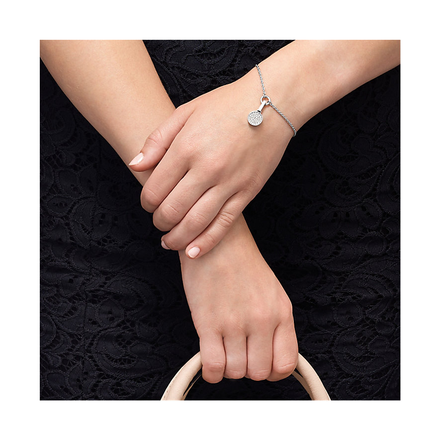 JETTE Silver Armband Magic Lights 87015823