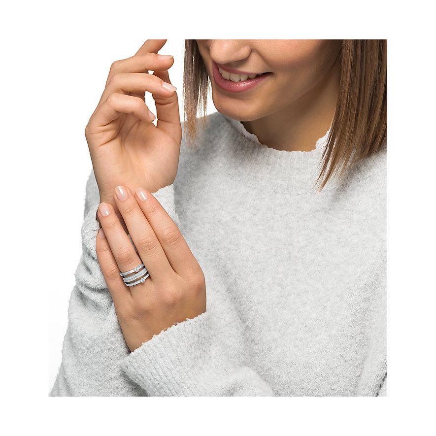 JETTE Silver Damenring Staking Rings 87097056
