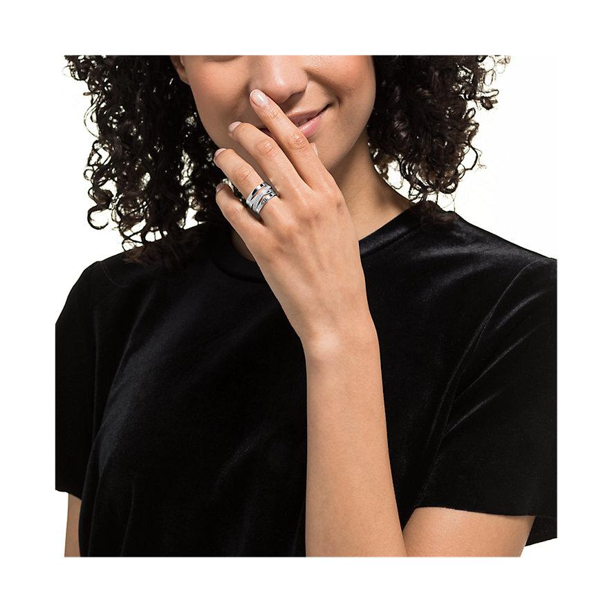 JETTE Silver Damenring Wrapping 60056323
