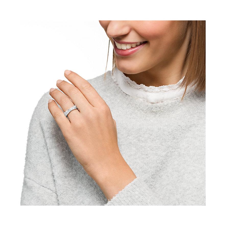 JETTE Silver Damenring Wrapping II 86952424