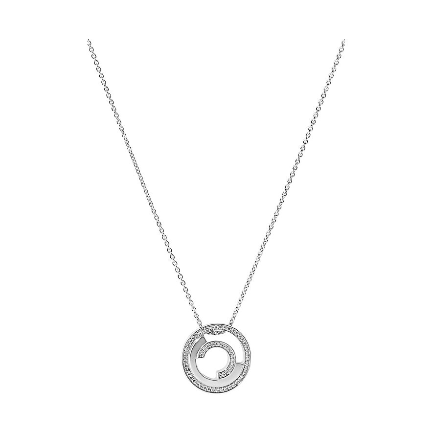 JETTE Silver Kette Circle 86882701
