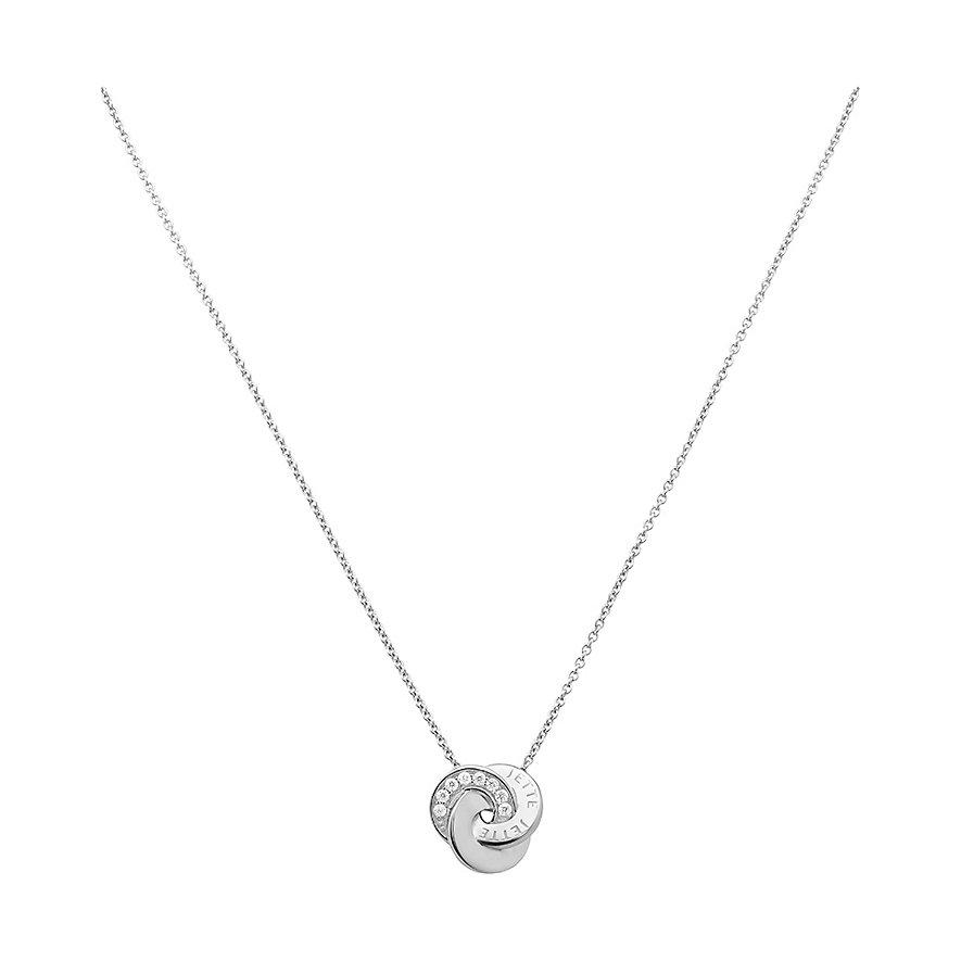 JETTE Silver Kette Circles 86914964