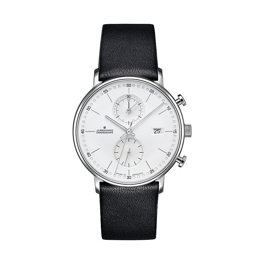 Junghans Chronograph Funk & Solar 41477000
