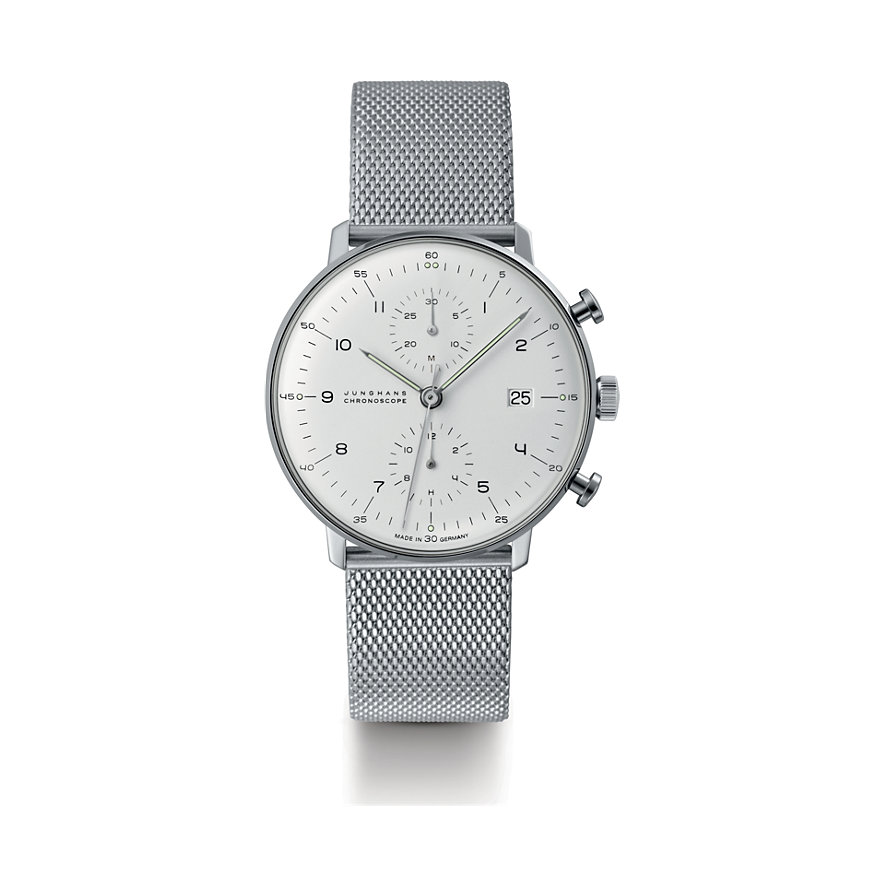 Junghans Chronograph Max Bill 27400348