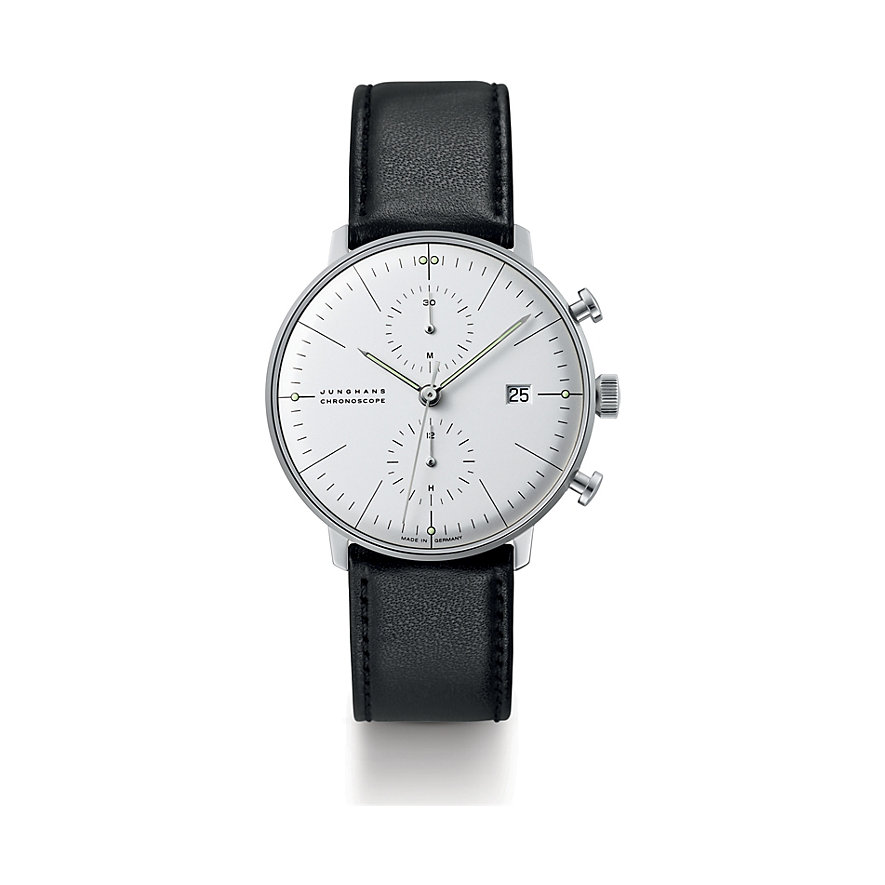 Junghans Chronograph Max Bill 27460000