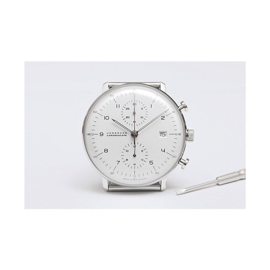 Junghans Chronograph Max Bill Chronoscope 027400348