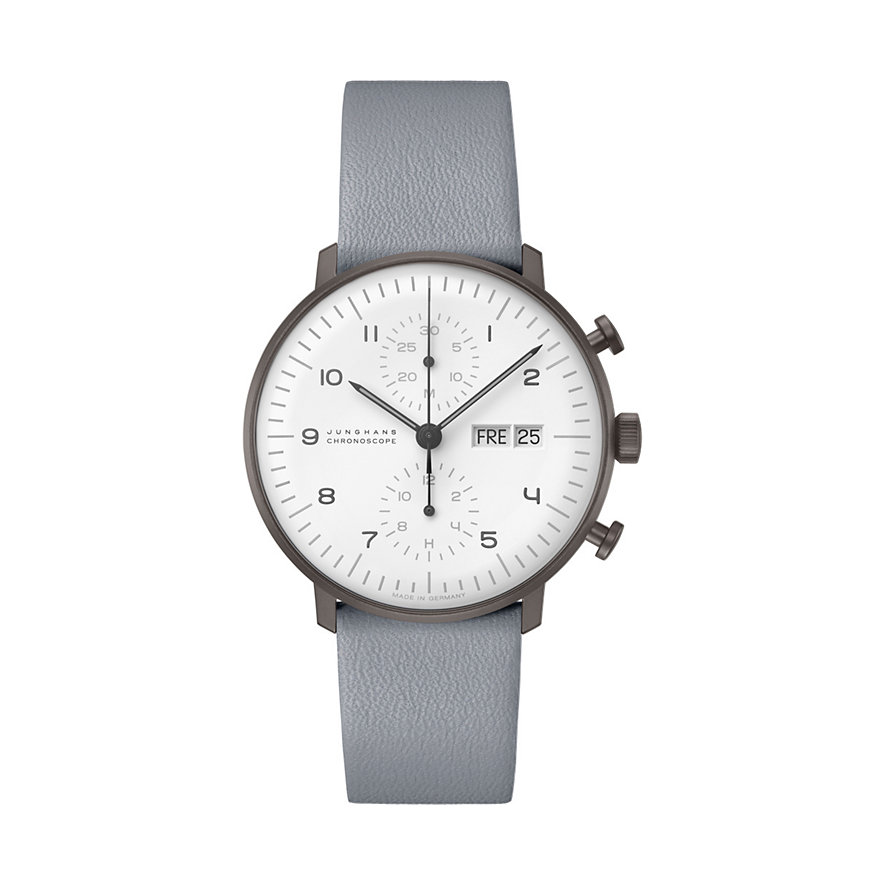 Junghans Chronograph Max Bill Chronoscope 27400804